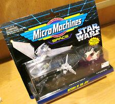 Star Wars MICRO MACHINES 1994 RETURN OF THE JEDI. SPEEDER BIKE. lfl  release