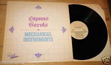 KPM LIBRARY MUSIC LP 1272 ~ HYMNS CAROLS MECHANICAL INSTRUMENTS ~