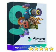 📽 Wondershare Filmora 9 Video Editor Activated Lifetime License 2020 📽 Windows