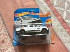 Hot Wheels Hot Trucks - '19 Chevy Silverado Trail Boss LT