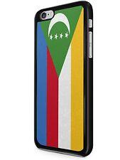 NAZIONE BANDIERA iPhone 6/7 CUSTODIA COVER Comore