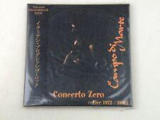 CAMPO DI MARTE - CONCERTO ZERO LIVE - 2 CD VINYL REPLICA VM2000 2003 - NEW - VRI