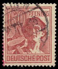 "GERMANY 571a (Mi956) - Rebuilding Germany ""Labourer"" (pf53531)"