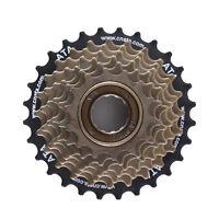 Voilamart Seven 7 Speed Freewheel Screw on Electric Bike 14-28 Teeth Flywheel