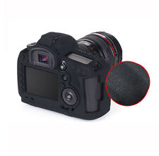 Protective Silicone Skin Case - Camera Cover for Canon EOS 5D Mark III Free SHIP