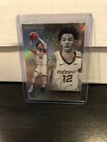 Ja Morant 2019-20 Panini Chronicles Basketball Essentials RC #230 Grizzlies ROY