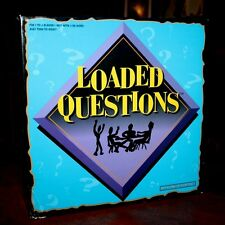 "Loaded Questions - Expose Your Self - A Great ""Get to Know You"" Party Game!"