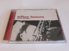 After Hours - mellow jazz moods