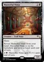 4x Masterful Ninja MTG Unstable NM Magic Regular