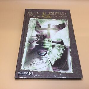 Sherlock Holmes & Kolchak : The Night Stalker 2009 Andy Bennett SIGNED