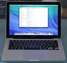 "☛APPLE✪MACBOOK✪PRO✪13""✪COMPUTER✪4Gb✪RAM✪SILVER✪MAC✪UNIBODY✪TESTED✪GOOD WARRANTY"