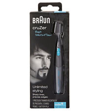 Braun Hair Beard/Moustache Clippers and Trimmers
