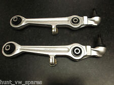 VW VOLKSWAGEN SEAT SKODA AUDI FRONT LOWER SUSPENSION ARM PAIR OF - STJ1919 -16MM