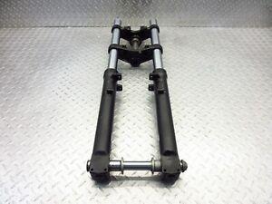 1992 85-93 Bmw K75 K75S OEM Fork Tubes Front Suspension Triple Tree Set
