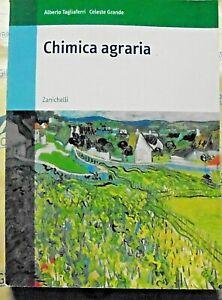 CHIMICA AGRARIA - A.TAGLIAFERRI e C.GRANDE - ZANICHELLI