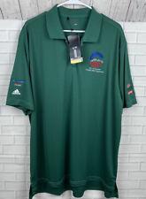 "Adidas ""Golf"" Climalite Mens Polo Shirt Nwt $70 Size Xl"