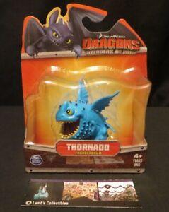 Thornado Thunderdrum How to Train Your Dragon 2 Defenders of Berk Mini Dragon