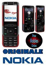 Nokia 5610 XpressMusic Rot (Ohne Simlock) 3G 3,2MP RADIO MP3 Made Finland GUT