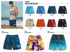 SWAVE Men's Quick Dry Beach Shorts