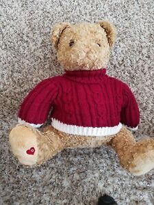 """18"""" Gund Bloomingdales Little Brown Bear"""