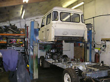 Land Rover Defender Galvanised Chassis Swap Richards Chassis