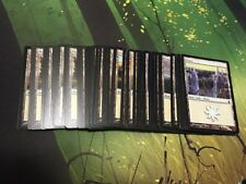 Magic the Gathering 20 Basic Plains Lot No Duplicates Mtg Lands