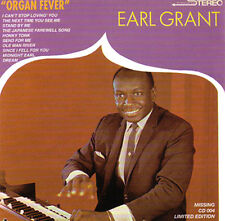 EARL GRANT - Organ Fever - Limited Edition 60's Pop CD