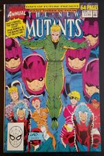 NEW MUTANTS ANNUAL #6 (1990 MARVEL) *1ST APP OF SHATTERSTAR* NM