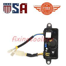 Fits 2kw 3kw Generator 250v 220uf Avr Automatic Voltage Regulator Rectifier Usa