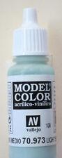 Vallejo Model Color Paint: 17ml Light Sea Grey 70973 (M0108)