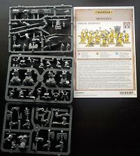 Warhammer Fantasy Age of Sigmar Ironjawz Orruk Ardboyz Ardboys x5 (On Sprue)