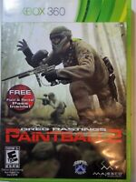 Complete with Manual - Greg Hastings Paintball 2 - Xbox 360 - Fast Shipping