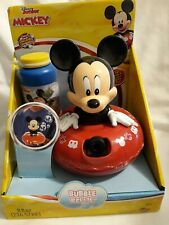 Disney Junior Mickey Mouse Super Bubble Bellie - (Battery Operated Bubble Maker)