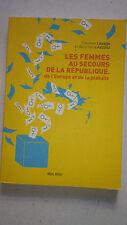 Les femmes au secours de la République... -  Corinne Lepage/Bouchera Azzouz