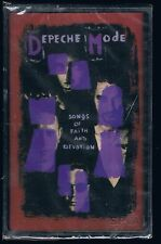 DEPECHE MODE SONGS OF FAITH AND DEVOTION MC K7 MUSICASSETTA SIGILLATA!!!