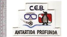 SCUBA Diving Argentina Centro de Estudio del Buseo CEB Antardida Profunda School