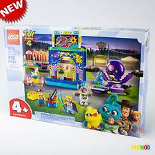 LEGO 10770 Toy Story 4 Buzz Woody's Carnival Mania Disney Pixar Bo Peep NEW