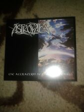ASTROFAES-the attraction heavens and earth-CD-black metal