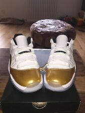 Air Jordan 11 Retro Low Gold Mtlc Size 8; 8,5;10,5 (41;42 ; 44,5)