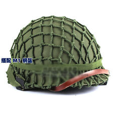 WW2 WWII US ARMY COTTON M1 HELMET STRAP LINE NET COVER TACTICAL