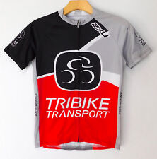2XU Australia TRIBIKE Cycling Jersey Bicycle Full Zip Bike S/S SHIRT Women's XS
