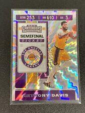 Anthony Davis 2019-20 Panini Contenders Basketball Semifinal 76/149 Lakers