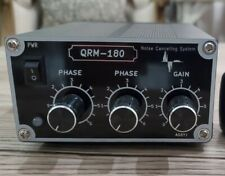 QRM-180 Noise Canceling System kit by AG6YJ HF amplifier RF linear QRN x-phase
