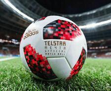 ADIDAS TELSTAR 18 RUSSIA WORLD CUP 2018 SOCCER MATCH BALL SIZE 5