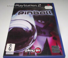 Play It Pinball PS2 PAL *Complete*
