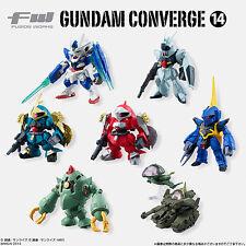 FW GUNDAM CONVERGE 14 COMPLETE SET 7pcs QUAN[T] ReGZ JAGD DOGA ZOCK NEW BANDAI