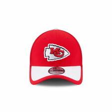 Kansas City Chiefs Youth Sz NFL New Era 39 Thirty On field Flex Fitted Hat NWT