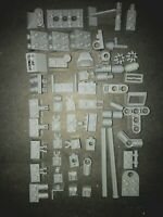 Lego Technic Lot 59pc SMALL Parts Bricks Connectors Pins Axles 44661 3467 Gears