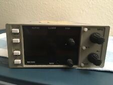 New listing Tkm Mx 300 Nav/Comm 14 Vdc P/N Mx300. With Tray. As Removed.