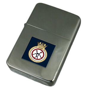 Royal Navy HMS Raider Engraved Lighter